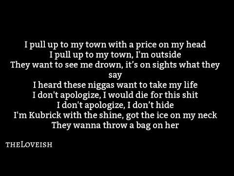 NAV ft. The Weeknd – Price On My Head  Lyrics