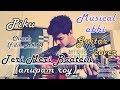 Teri Meri Baatein Piku Anupam Roy musical abhi guitar cover