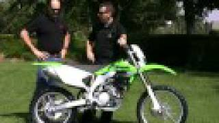 2009 Kawasaki KLX450R Videos