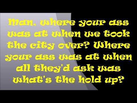 Future - Where Ya At (lyrics) ft. Drake