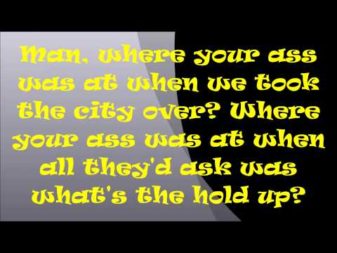 Future - Where Ya At (lyrics) ft. Drake - YouTube
