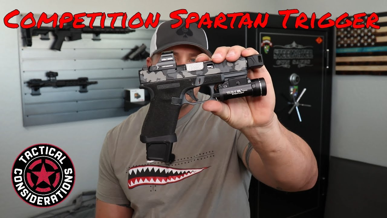 Tactical Pontoon Competition Spartan Trigger