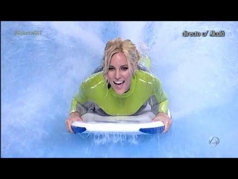 El Hormiguero 3.0 - ¡Hacemos Wave Surf!