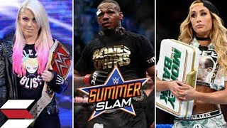 20 Bold Predictions For WWE SummerSlam