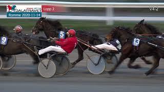 Vidéo de la course PMU PRIX BJORNS STALMAGASINS LOPP - SVENSK TRAVSPORTS KALLBLODSSERIE - SPARTRAPPA