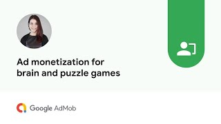 Ad monetization for brain and puzzle games