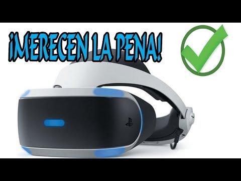 PSVR MOLAN Y MERECEN LA PENA Acción Crítica Sony realidad virtual
