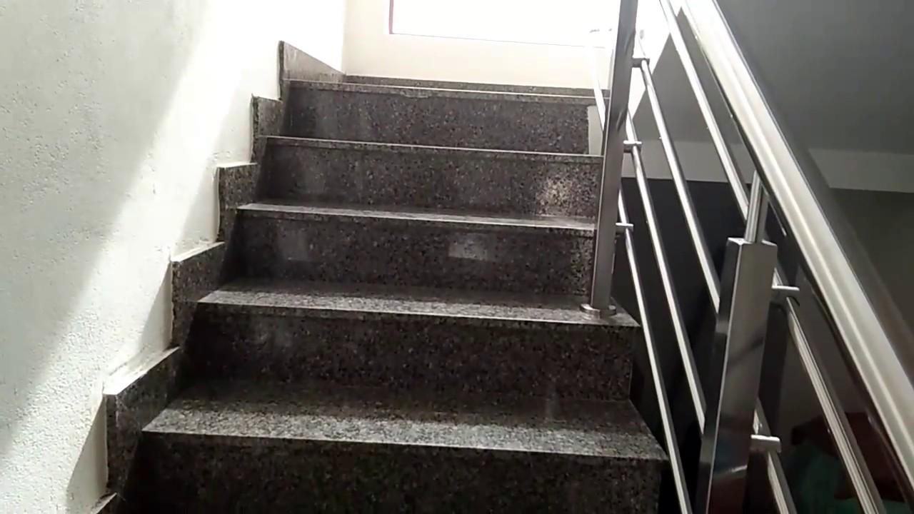 Granite staircase design 2019   YouTube
