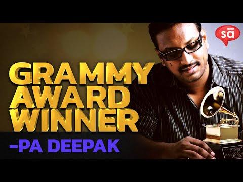 Grammy award winning engineer, PA Deepak on his musical journey