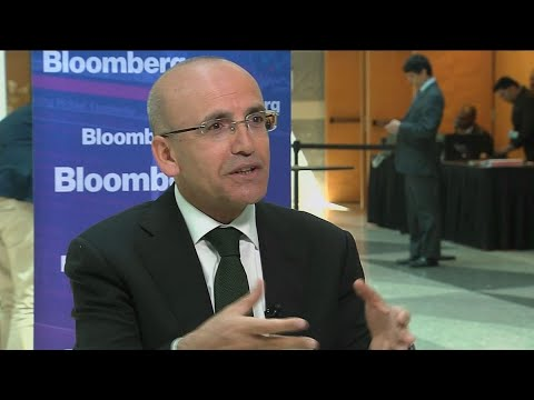 Turkey's Simsek Says Snap Elections Good for Economy