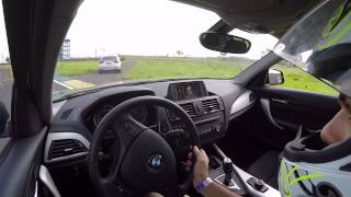 #383 - BMW 116i vs Civic Si (stg 4)
