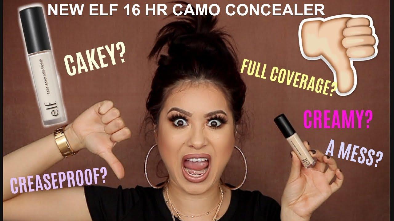 16HR Camo Concealer by e.l.f. #21