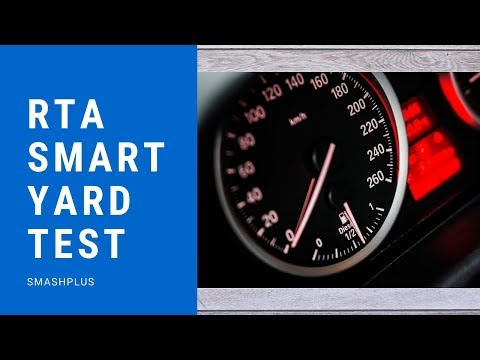Smart yard testing in RTA Dubai: The things you should know