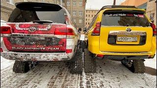 Toyota LC 200 и PRADO становятся БОЛЕЕ ПРОХОДИМЫМИ!