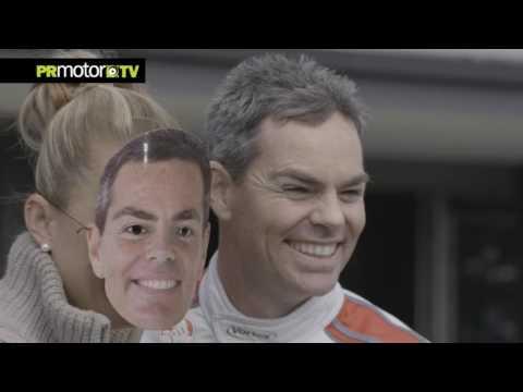 Craig Lowndes celebra sus 600 carreras en V8 Supercar Australia  - Material completo en PRMotor TV