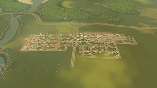Cities Skylines Let's Play - Coal Factory Vs Parks (2)