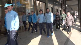 «Зенит-ТВ»: прогулка по Турину