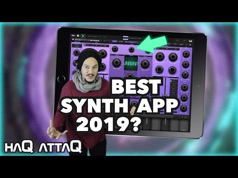 Shockwave Synthesizer | Best Synth App 2019? | HaQ AttaQ