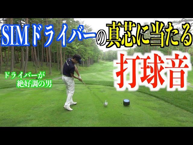 気持ち良いドライバーショット音⭐︎赤松で音が反響する、そんな鳴沢ゴルフ倶楽部でのラウンド後半編【ボール:ツアーB XS】