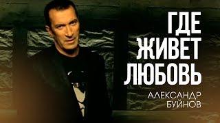 Александр Буйнов - Где живет любовь (Официальный клип)