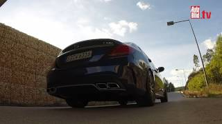 Mercedes-AMG C 63 S - So startet er!