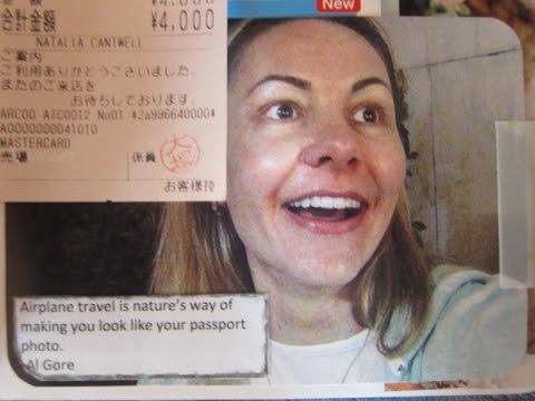 Travelogue Art Junk Journal, part 3