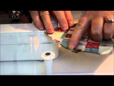 Lavender Bag Tutorial bought to you by Snippets Needlework