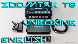 Part 1: Unboxing of the Quad Core Zoomtak T8 Android TV Box (English)