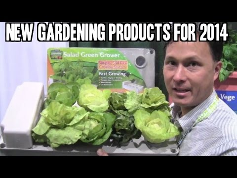 Grow Lettuce Anytime of Year & More Useful Products at the 2014 National Hardware Show