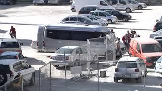 Grabitet furgoni me pasagjere