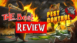 Pest Control - Best game Review (New Turn-based Strategy and Simulator)