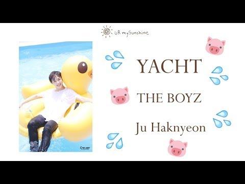[FMV] The boyz Ju Haknyeon - Yacht