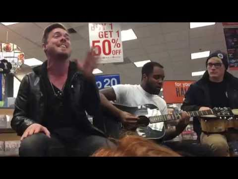 Set It Off - The Haunting (Acoustic) [LIVE in Alpharetta, GA]