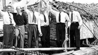 Kon-Tiki  Ride a Raft for 4300 Miles