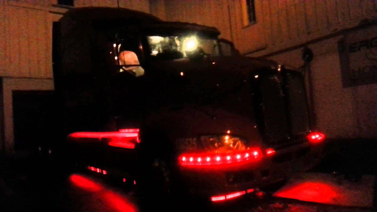 Kenworth Truck LED Install