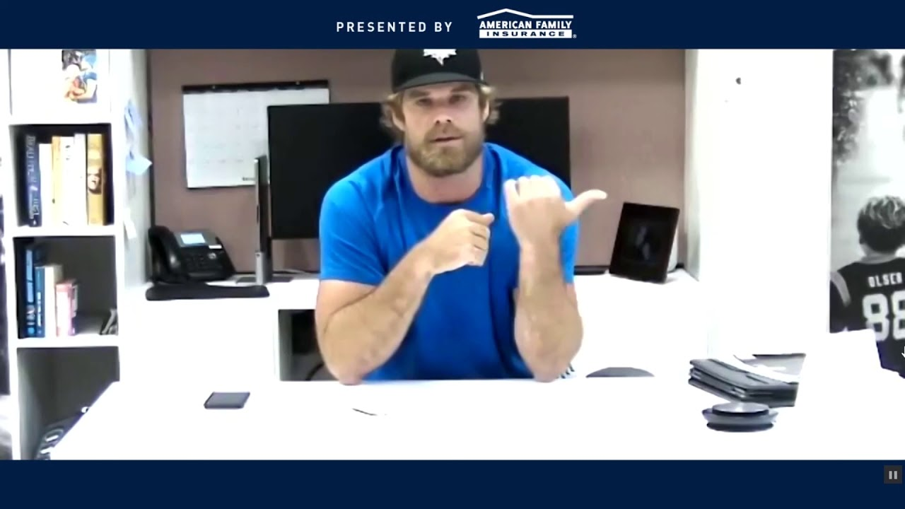 Greg Olsen on Not Retiring 2020-05-06