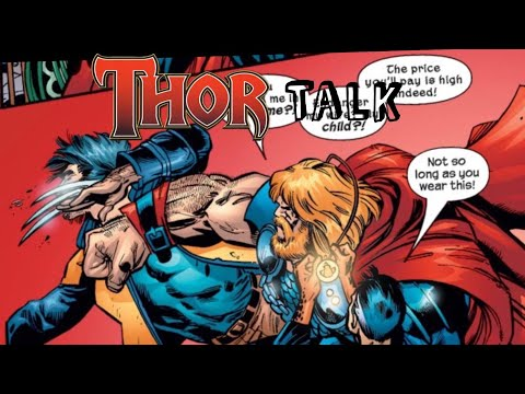 Thor KILLS Captain America, Hulk, and Wolverine