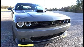 2019 Dodge Challenger Scat Pack Shaker 392 Car Review