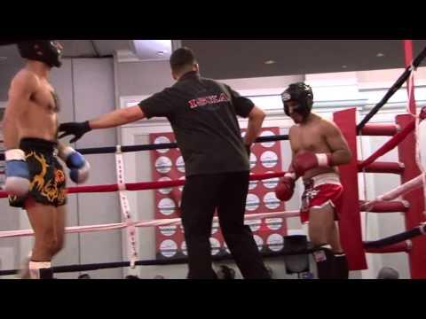 Amateur Fight Night #28 (Muay Thai Kickboxing) (Feb 27, 2016) (Part 2/5)