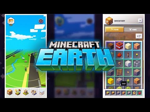 minecraft:-earth---official-closed-beta-announcement-trailer