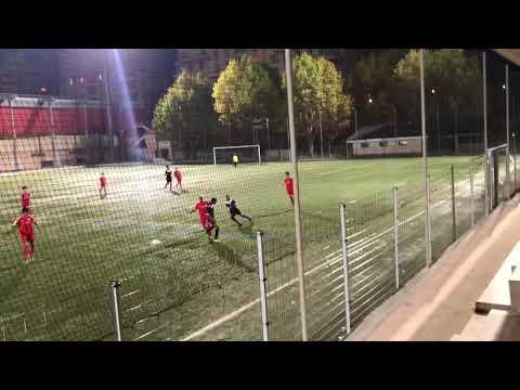 match amical U 17 pre ex cote bleue:1ER canton 02:11:2017