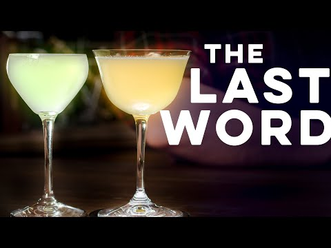 Famous Prohibition Drink: Last Word & a Mezcal Variation | How to Drink