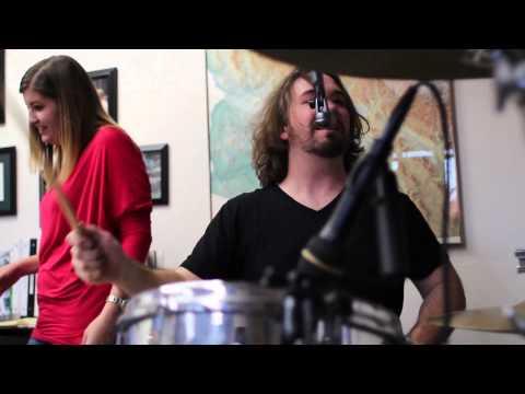 "ENORMODOME - ""I'm Gonna Love You"" - NPR Tiny Desk Concert Contest @ The Mayor's Office, Flagstaff AZ"