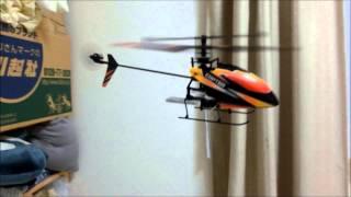 室内/屋外 小型電動ラジコンヘリ V911-1  & V911