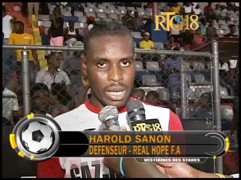 Haiti / Sport.- Don Bosco Vs Real du Cap: 2-1 / 16 Octobre 2017