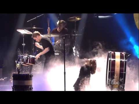 Imagine Dragons  Demons  Radioactive live 2013 AMA American Music Awards