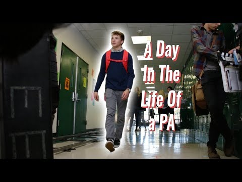 A Day In The Life Of a Production Assistant - Episode #155