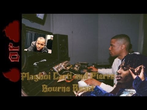 Playboi Carti and Pierre Bourne react to Tory lanez remix of Magnolia