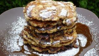 Easy Pancake Recipe - Ricotta Pancakes