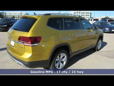 Used 2018 Volkswagen Atlas Houston TX 77094, TX #229034A